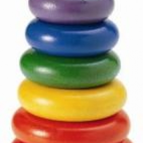 Plan toys Stacking Rings