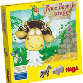 5442 Race door de jungle